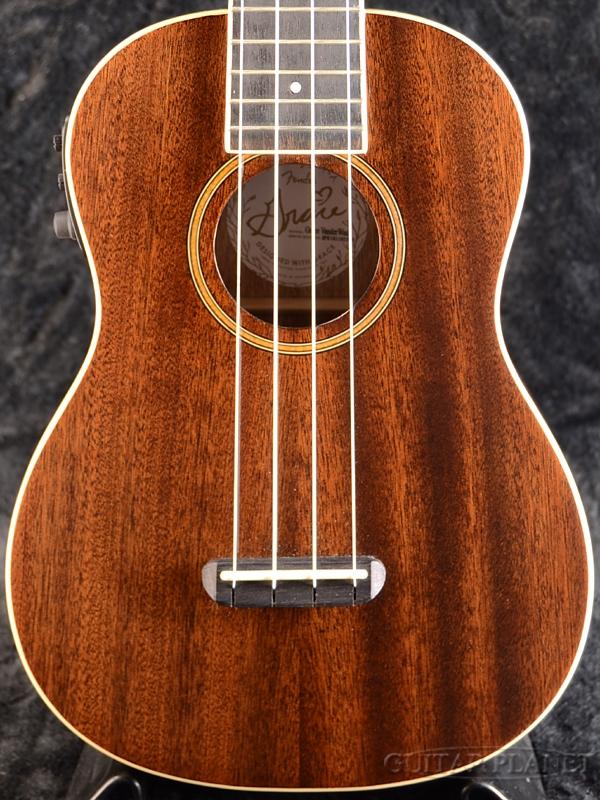 現品限り一斉値下げ! Fender Grace Vander Waal Signature Ukulele Fender 新品 Signature Ukulele コンサートウクレレ[フェンダー][Mahogany,マホガニー][Concert][Natural,ナチュラル,], MiniMonkey スニーカー&ブーツ:215a08e4 --- tringlobal.org