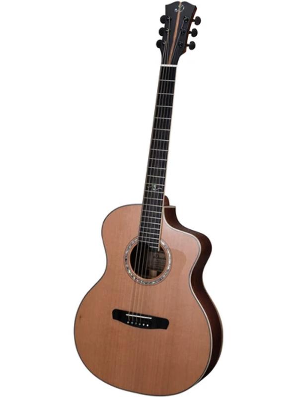 ~2019 Limited Model~Dowina COC3-GAC -MR(Monte Rosa Especial)- 新品[ドウィナ][スロバキア製][Cocobolo,ココボロ][Acoustic Guitar,アコギ,アコースティックギター,Folk Guitar,フォークギター]