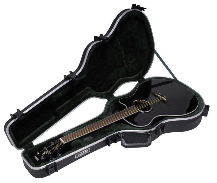SKB Thin-line AE / Classical Deluxe Guitar Case SKB-30 アコースティックギター用ハードケース[クラシックギター][エレアコ][Acoustic Guitar]