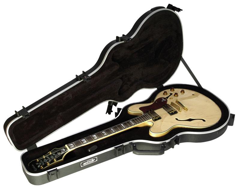 SKB Thin Body Semi-Hollow Guitar Case SKB-35 エレキギター用ハードケース[セミアコ][Electric Guitar]