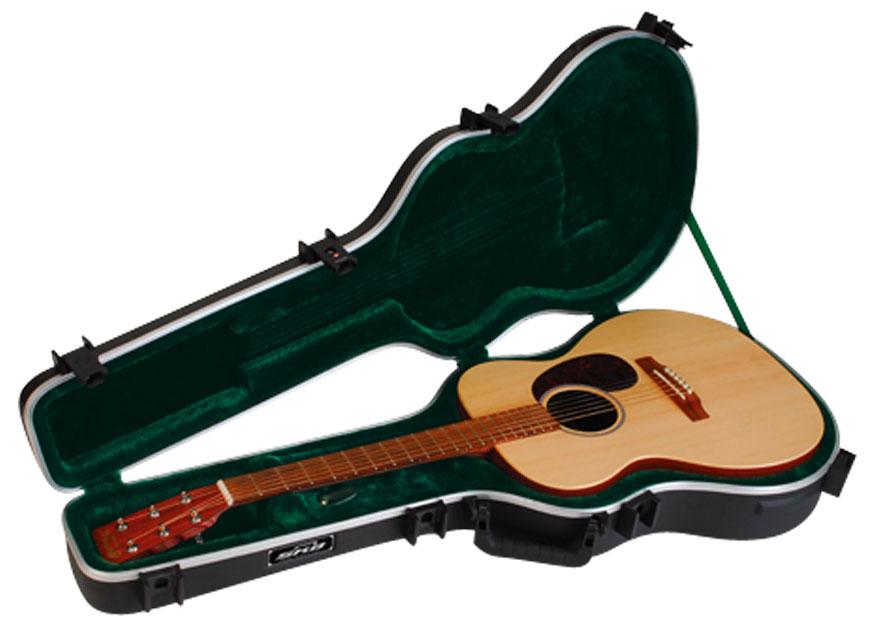 SKB 000 Sized Acoustic Guitar Case SKB-000 アコースティックギター用ハードケース[トリプルO][Acoustic Guitar]