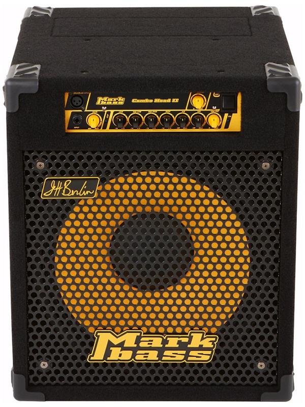 Markbass CMD 151P Jeff Berlin 新品 コンボアンプ [マークベース][Bass Amplifier Combo,ベースアンプ]