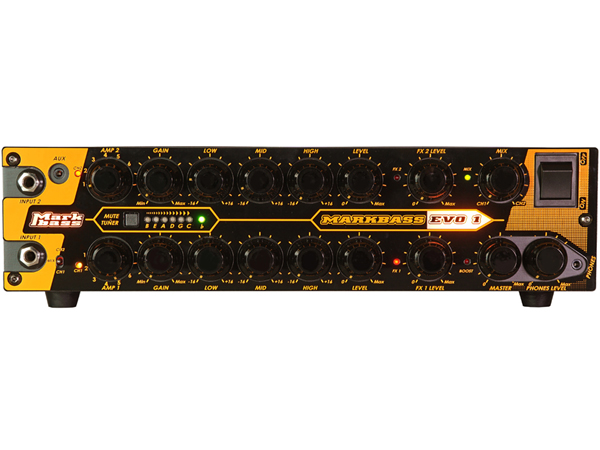 Markbass EVO1 新品 ヘッドアンプ [マークベース][Bass Amplifier Head,ベースアンプヘッド]