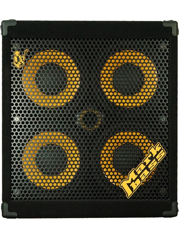 Markbass MAK-MM104CAB 新品 キャビネット [マークベース][マーカスミラー][Bass Amplifier Cabinet,ベースアンプ,キャビネット]