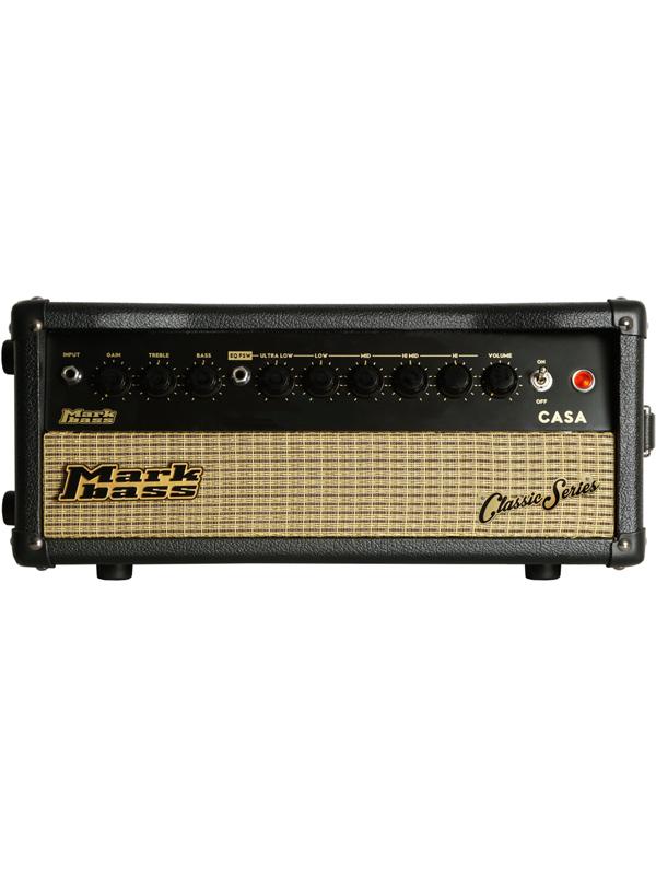 ファッション Markbass CASA 新品 ヘッドアンプ [マークベース][Bass Amplifier Head,ベースアンプヘッド], 【使い勝手の良い】 b2a305d0