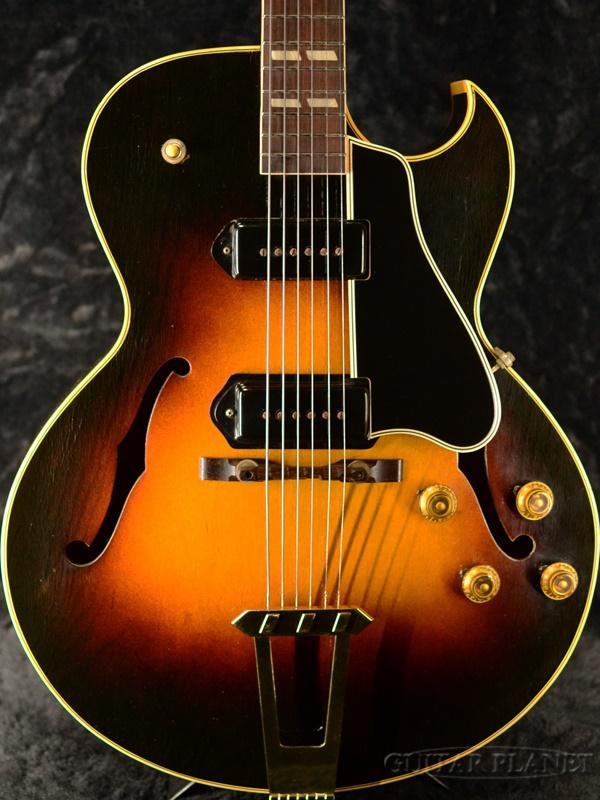 【Spring Sale!!】Gibson 1954 ES-175D -Sunburst-1954年製【中古】[ギブソン][サンバースト][セミアコ/フルアコ][Electric Guitar,エレキギター]【used_エレキギター】