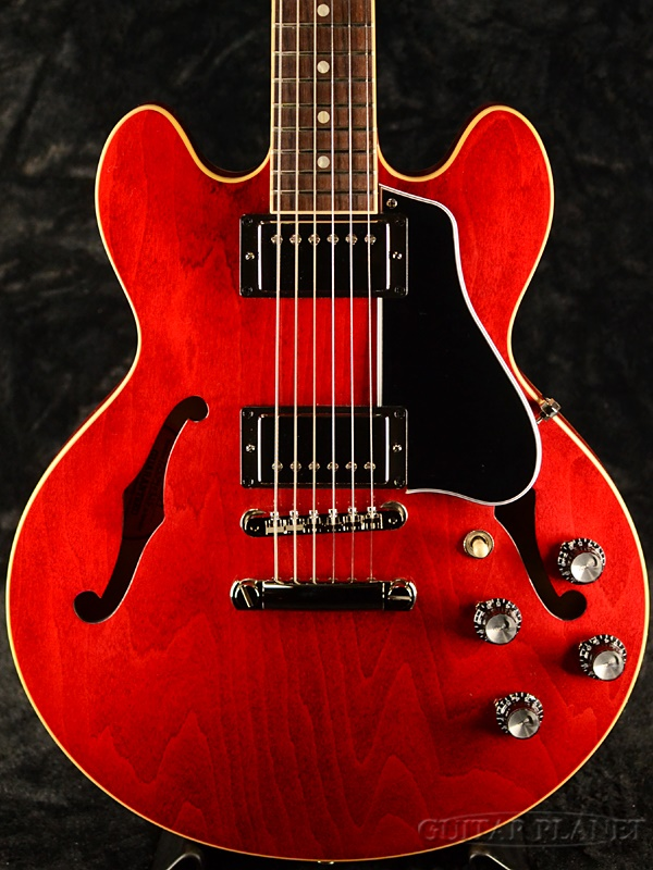 Gibson ES-339 Gloss 2019 -Sixtes Cherry- 新品[ギブソン][ES339][Red,チェリー,レッド,赤][セミアコ][Electric Guitar,エレキギター]