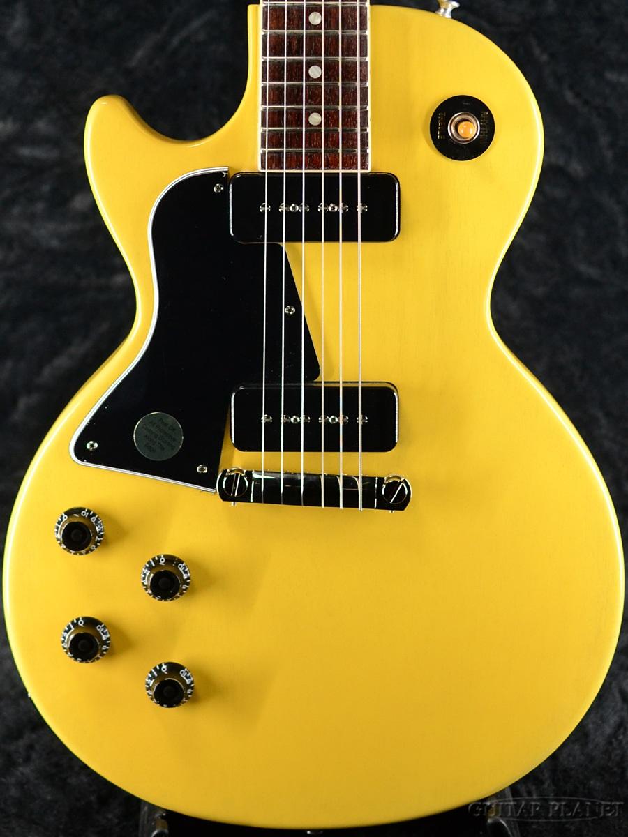 通販 【Left Hand!!】Gibson Les Paul Special Lefty -TV Yellow- [ギブソン][P90,P-90][LP,レスポールスペシャル][イエロー,黄][エレキギター,Electric Guitar], お宝ワールド 940cdcf7