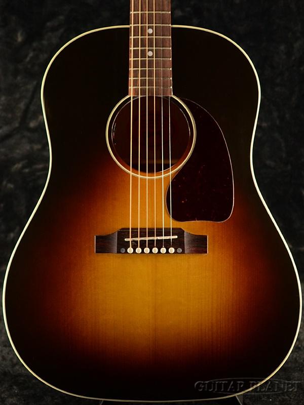 Gibson Limited Edition J-45 Standard Red Spruce VOS w/Lyric 新品[ギブソン][J45][Sunburst,サンバースト][Acoutic Guitar,アコースティックギター,Folk Guitar,フォークギター,アコギ]