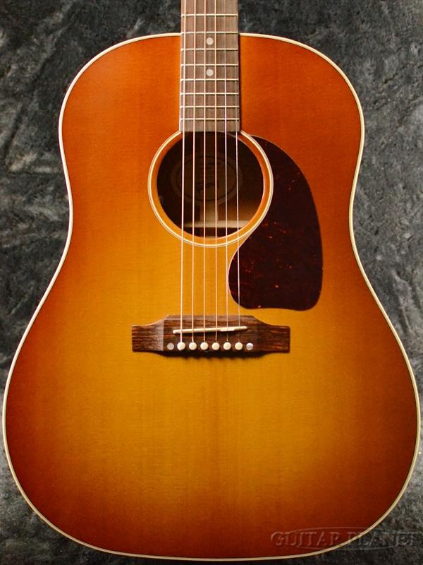 Gibson J-45 Standard 2019 -Heritage Cherry Sunburst- 新品[ギブソン][J45][ヘリテージチェリーサンバースト,赤][Acoustic Guitar,エレアコ,アコースティックギター,アコギ,Folk Guitar,フォークギター]