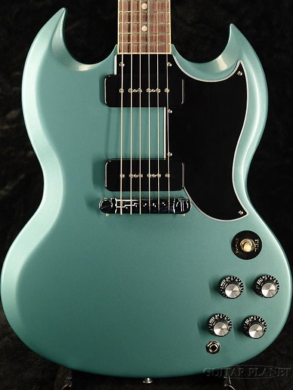 Gibson SG Special -Faded Pelham Blue- 新品[ギブソン][スペシャル][P90][ペルハムブルー,青][Electric Guitar,エレキギター]