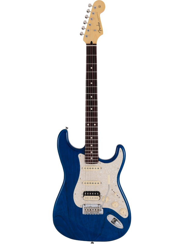 Fender Made in Japan 2019 Limited Collection Stratocaster HSS -Sapphire Blue Trans / Rosewood- 新品[フェンダージャパン][オールラッカー][サファイアブルートランス,青][ストラトキャスター][Electric Guitar,エレキギター]