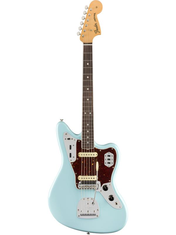 Fender USA American Original '60s Jaguar -Daphne Blue- 新品[フェンダー][アメリカンオリジナル][ダフネブルー,青][ジャガー][Electric Guitar,エレキギター]