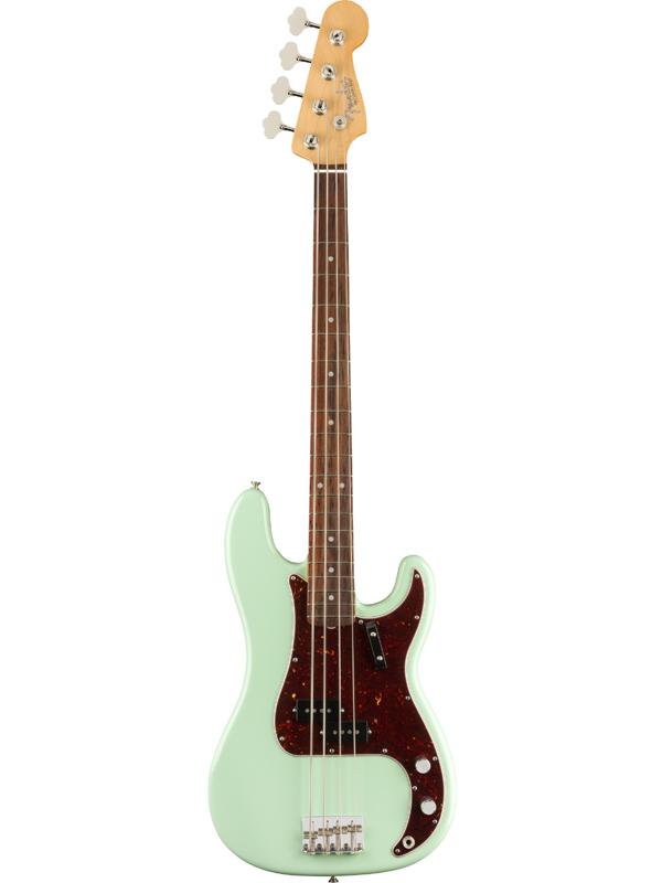 Fender USA American Original '60s Precision Bass -Surf Green- 新品[フェンダー][アメリカンオリジナル][サーフグリーン,緑][プレシジョンベース,プレベ,PB][Electric Bass,エレキベース]