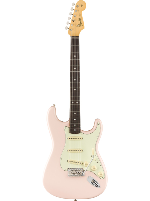 Fender USA American Original 60s Stratocaster -Shell Pink- 新品[フェンダー][アメリカンオリジナル][シェルピンク][ストラトキャスター][Electric Guitar,エレキギター]