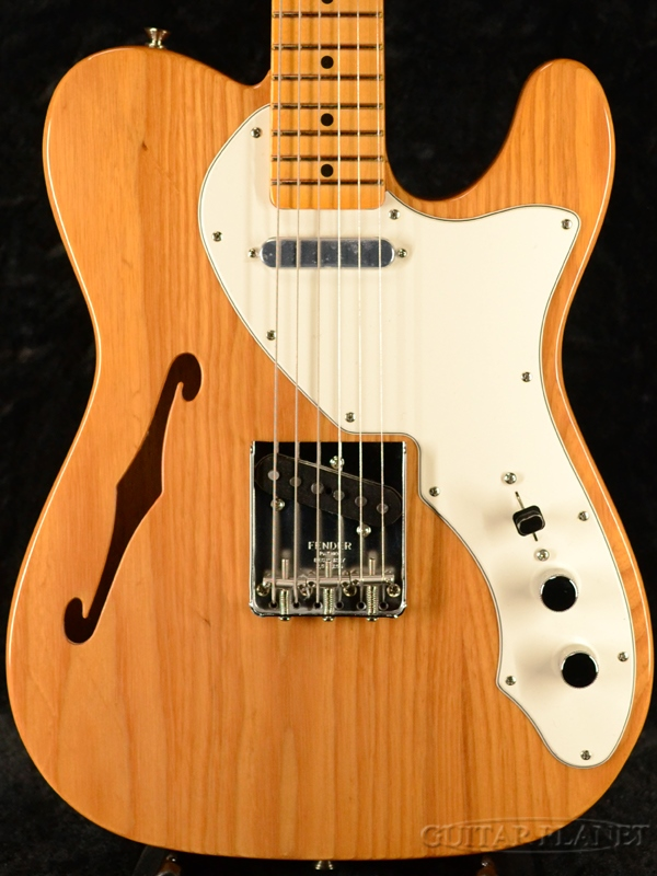 Fender USA American Original 60s Telecaster Thinline -Aged Natural- 新品[フェンダー][アメリカンオリジナル][ナチュラル][テレキャスターシンライン][Electric Guitar,エレキギター]
