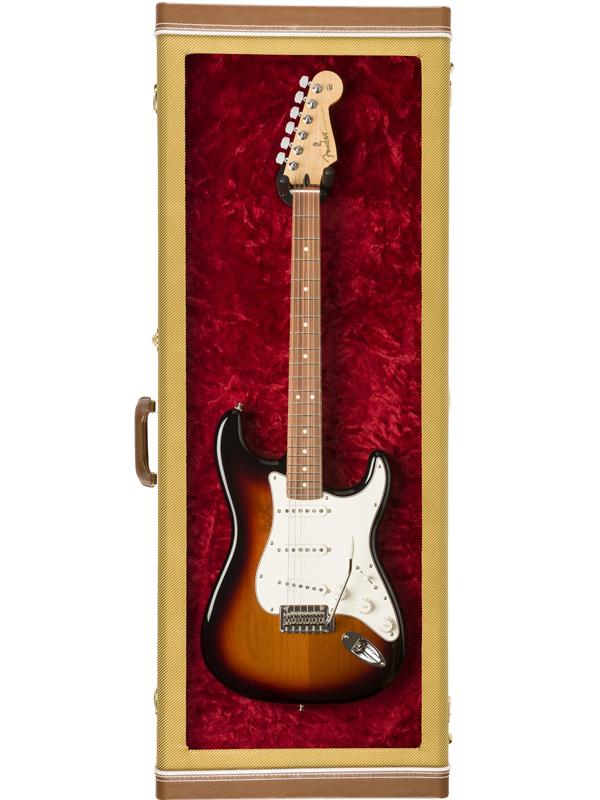 Fender Guitar Display Case -Tweed- 新品[フェンダー][ディスプレイケース][ツイード][ギタースタンド,ケース]