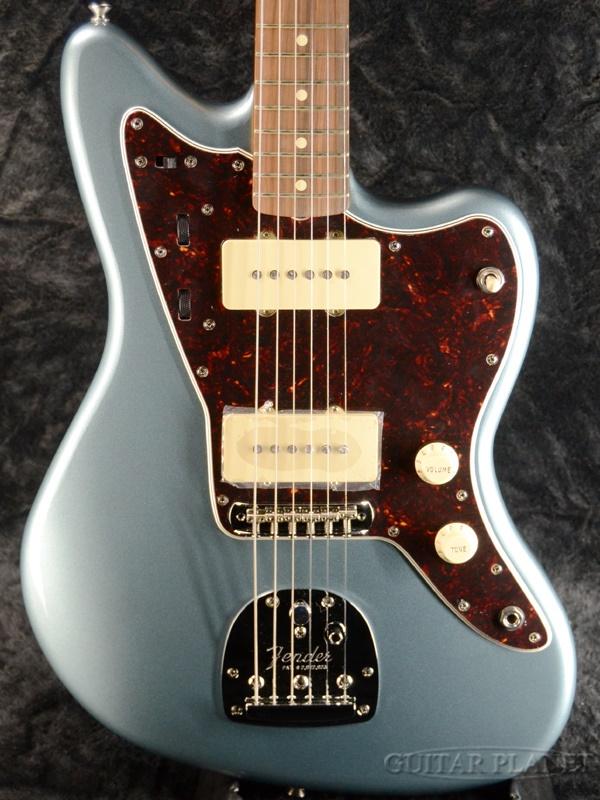 Fender Mexico Vintera '60s Jazzmaster -Ice Blue Metallic- 新品[フェンダー][アイスブルーメタリック,青][ジャズマスター][Electric Guitar,エレキギター]