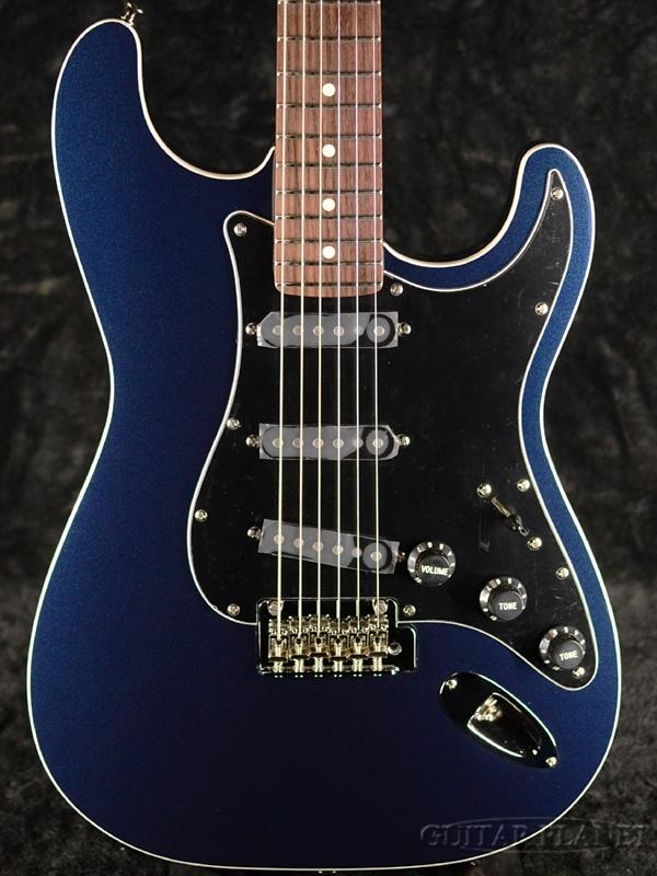Fender Made In Japan Aerodyne II Stratocaster -Gun Metal Blue- 新品[フェンダージャパン][エアロダイン][ストラトキャスター][ブルー,青][Electric Guitar,エレキギター]