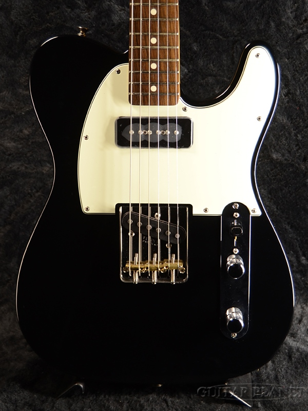 特別セーフ Fender FSR Made in Japan Hybrid 60s Telecaster P-90 -Black- 新品 《レビューを書いて特典プレゼント!!》[フェンダージャパン][ハイブリッド][ブラック,黒][テレキャスター][Electric Guitar,エレキギター], パーツジャパンサービス 1add72da