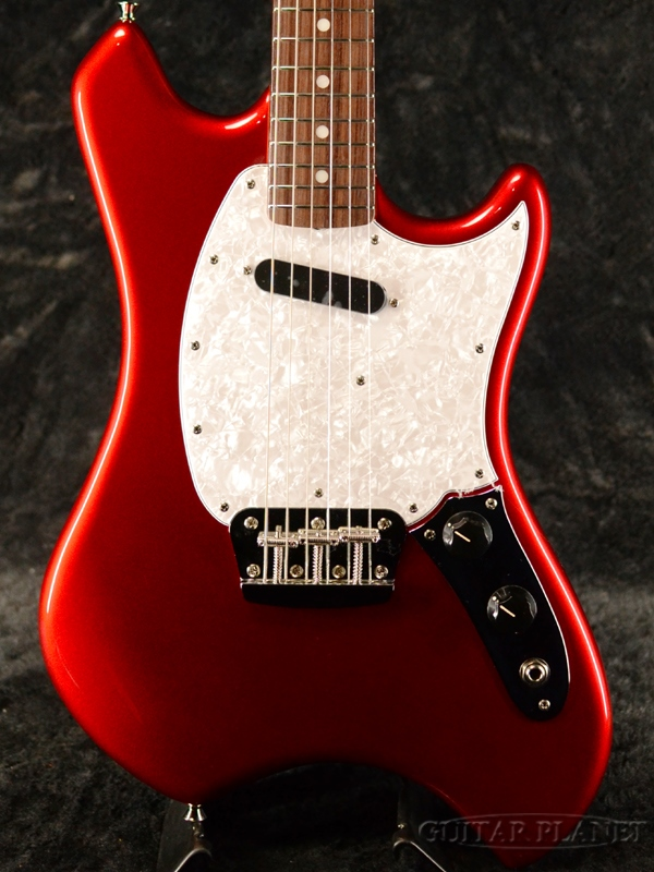 Fender Made In Japan Limited Swinger -Candy Apple Red- 新品[フェンダージャパン][キャンディアップルレッド,赤][スウィンガー][Lacquer,ラッカー][Electric Guitar,エレキギター]