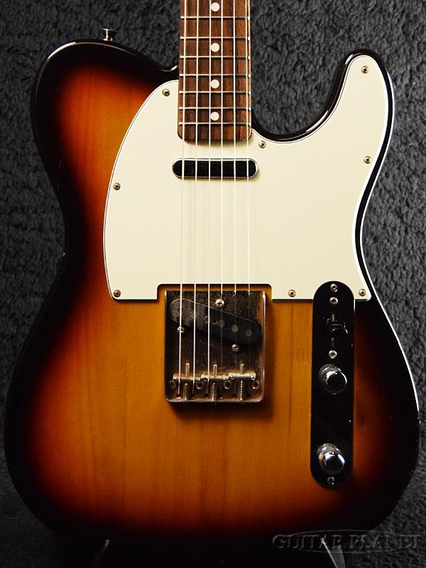 【中古】【Spring Sale!!】TL62-US -3TS (3 Tone Sunburst)- 2007-2008年製[フェンダー][ジャパン][テレキャスター][sunburst,サンバースト][Electric Guitar,エレキギター]
