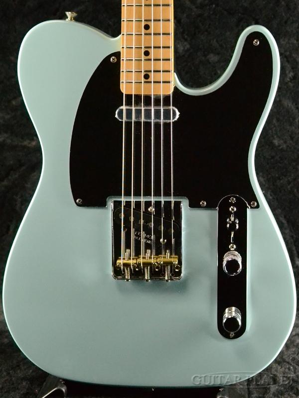 Fender Mexico Vintera 50s Telecaster Modified -Daphne Blue- 新品[フェンダー][メキシコ][ダフネブルー,青][テレキャスター][Electric Guitar,エレキギター]