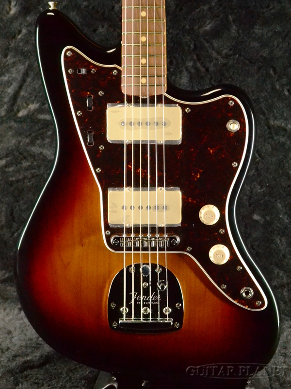 Fender Mexico Vintera 60s Jazzmaster Modified -3-Color Sunburst- 新品[フェンダー][サンバースト][ジャズマスター][Electric Guitar,エレキギター]