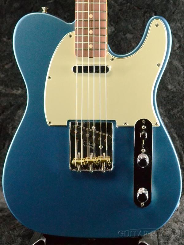 Fender Mexico Vintera 60s Telecaster Modified -Lake Placid Blue- 新品[フェンダー][メキシコ][レイクプラシッドブルー,青][テレキャスター][Electric Guitar,エレキギター]