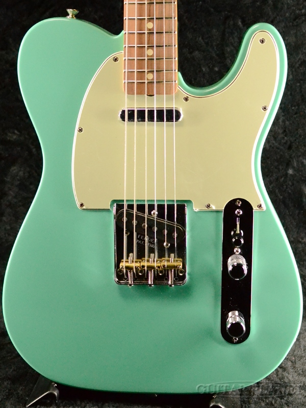 Fender Mexico Vintera 60s Telecaster Modified -Seafoam Green- 新品[フェンダー][メキシコ][シーフォームグリーン,緑][テレキャスター][Electric Guitar,エレキギター]