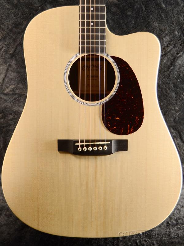 Martin DCX1AE w/Fishman Sonitone 新品[マーチン][Natural,ナチュラル][Electric Acoustic Guitar,アコースティックギター,エレアコ]