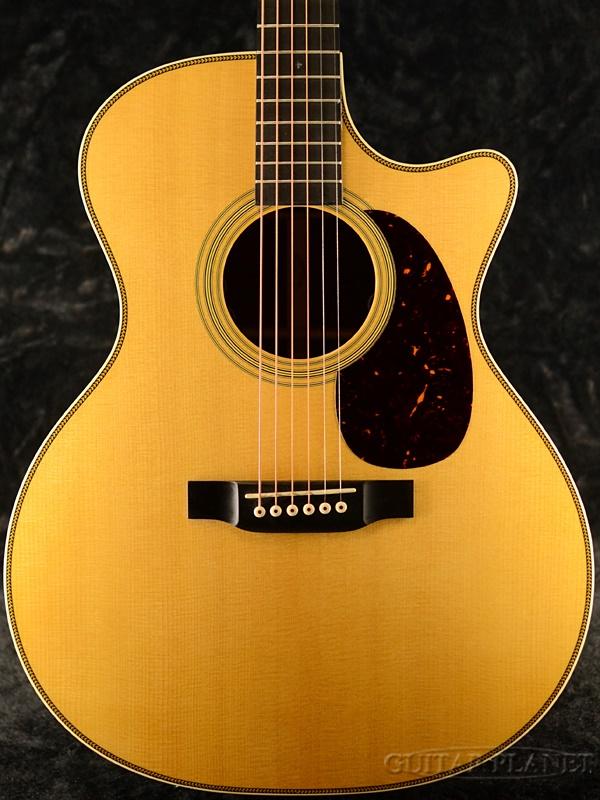 【中古】Martin GPC-28E w/Fishman Aura VT Enhance 2019年製[マーチン][Natural,ナチュラル][Electric Acoustic Guitar,アコースティックギター,アコギ,エレアコ]