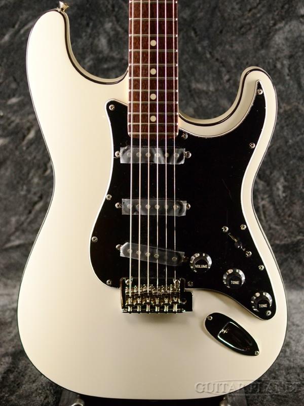 Fender Made In Japan Aerodyne II Stratocaster -Arctic White- 新品[フェンダージャパン][エアロダイン][ストラトキャスター][ホワイト,白][Electric Guitar,エレキギター]