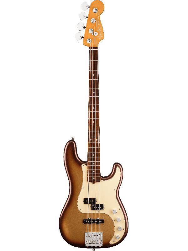 Fender USA American Ultra Precision Bass -Mocha Burst / Rosewood- 新品[フェンダー][アメリカンウルトラ][Brown,モカバースト,ブラウン,茶][ローズウッド][プレベ,プレシジョンベース][Electric Bass,エレキベース]