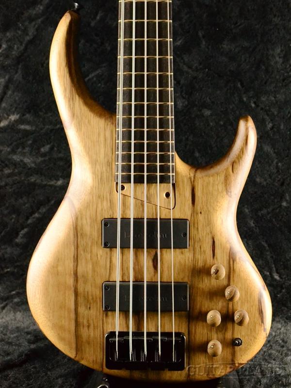 MTD 535-24 -Black Limba Top / Wenge Neck- 新品[エムティーディー][Natural,ナチュラル][5strings,5弦][Electric Bass,エレキベース]
