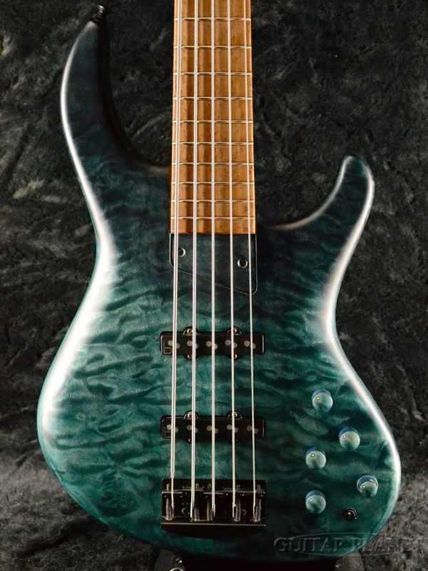 MTD Saratoga 5 -Duskfade- 新品[エムティーディー][Green,Blue,グリーン,ブルー,緑,青][5strings,5弦][Electric Bass,エレキベース]