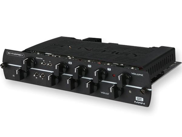 SYNERGY BMAN module 新品 ヘッドアンプ [シナジー][Guitar Amplifier Head,ギターアンプヘッド]