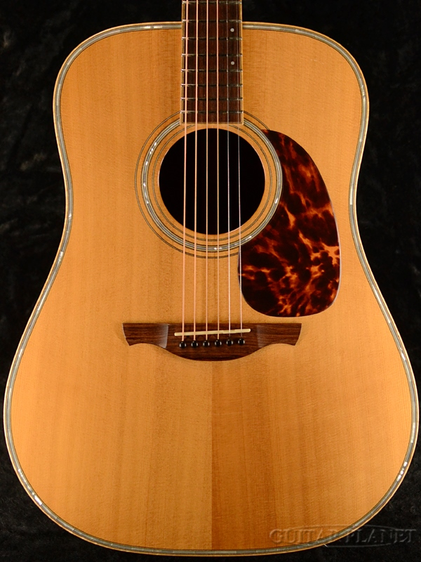 【中古】History NT102 2000年代製[ヒストリー][国産][Natural,ナチュラル][Acoustic Guitar,アコギ,Folk Guitar,フォークギター]【used_アコースティックギター】