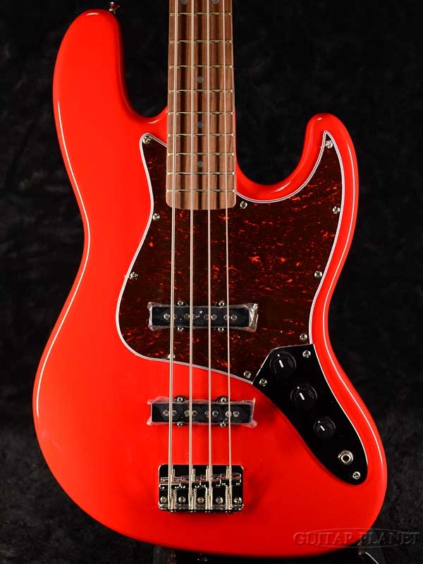 Impulse WORLD WJB120 -FRD- 新品 DYNAMIC CHORD Liar-s Bass 爆買い送料無料 ジャズベース Jazz 通販 ベース 赤 Red 榛名宗太郎 レッド