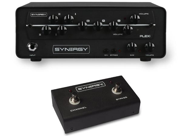 SYNERGY SYN1 Single-module Tube Preamp 新品 ヘッドアンプ [シナジー][Guitar Amplifier Head,ギターアンプヘッド]