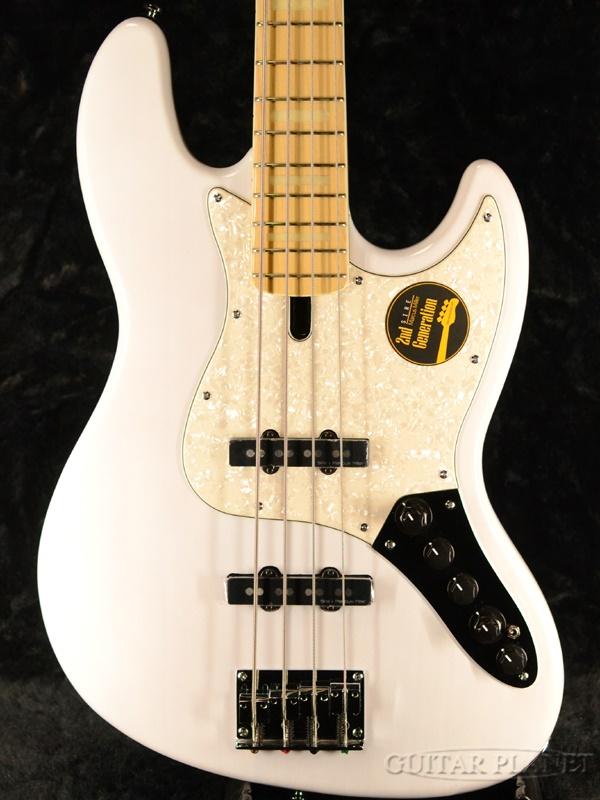 SIRE V7 S.Ash 4st 2nd Generation -White Blonde- 新品[サイアー][Marcus Miller,マーカス・ミラー][ホワイトブロンド,白][Jazz Bass,ジャズベースタイプ][Electric Bass,エレキベース]