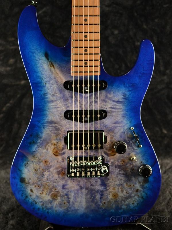 最安価格 Ibanez Premium Series AZ226PB -Cerulean Blue Blue Burst- 新品[アイバニーズ][ブルー,青][Electric Series AZ226PB Guitar,エレキギター], サカタグン:8a73bf42 --- hafnerhickswedding.net