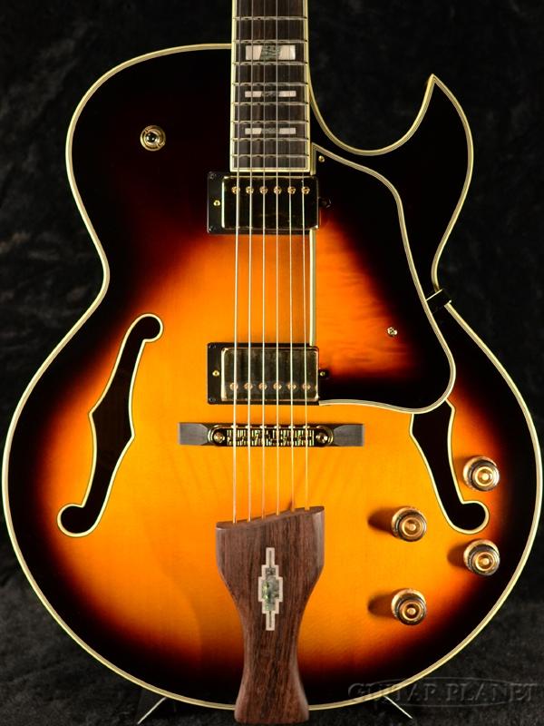 Ibanez LGB30 VYS(Vintage Yellow Sunburst) George Benson Signature Model 新品 [アイバニーズ][フルアコ][ビンテージイエローサンバースト][ジョージベンソン][Electric Guitar,エレキギター][LGB-30]