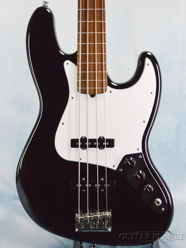 【中古】Fender American Standard Jazz Bass UG FL -Black- 2014年製[フェンダー][アメリカンスタンダード][ジャズベース][ブラック,黒][フレットレス][Electric Bass,エレキベース]