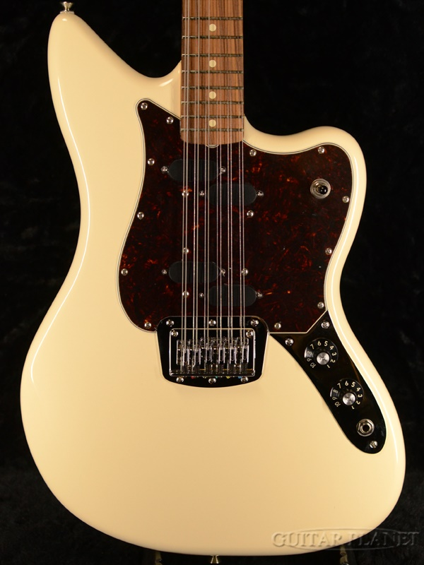 Fender Mexico Alternate Reality Electric XII -Olympic White- 新品[フェンダーメキシコ][エレクトリック12][12 Strings,12弦][オリンピックホワイト,白][Electric Guitar,エレキギター]