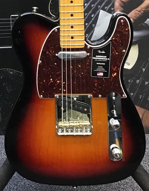 【通販 人気】 Fender USA Telecaster American Professional II Telecaster American -3-Color Maple- Sunburst/ Maple- 新品【US20013075】【3.48kg】[フェンダー][アメリカンプロフェッショナル,アメプロ][サンバースト][テレキャスター][Guitar,ギター], 時計宝石のヨシイ:1465f488 --- themezbazar.com