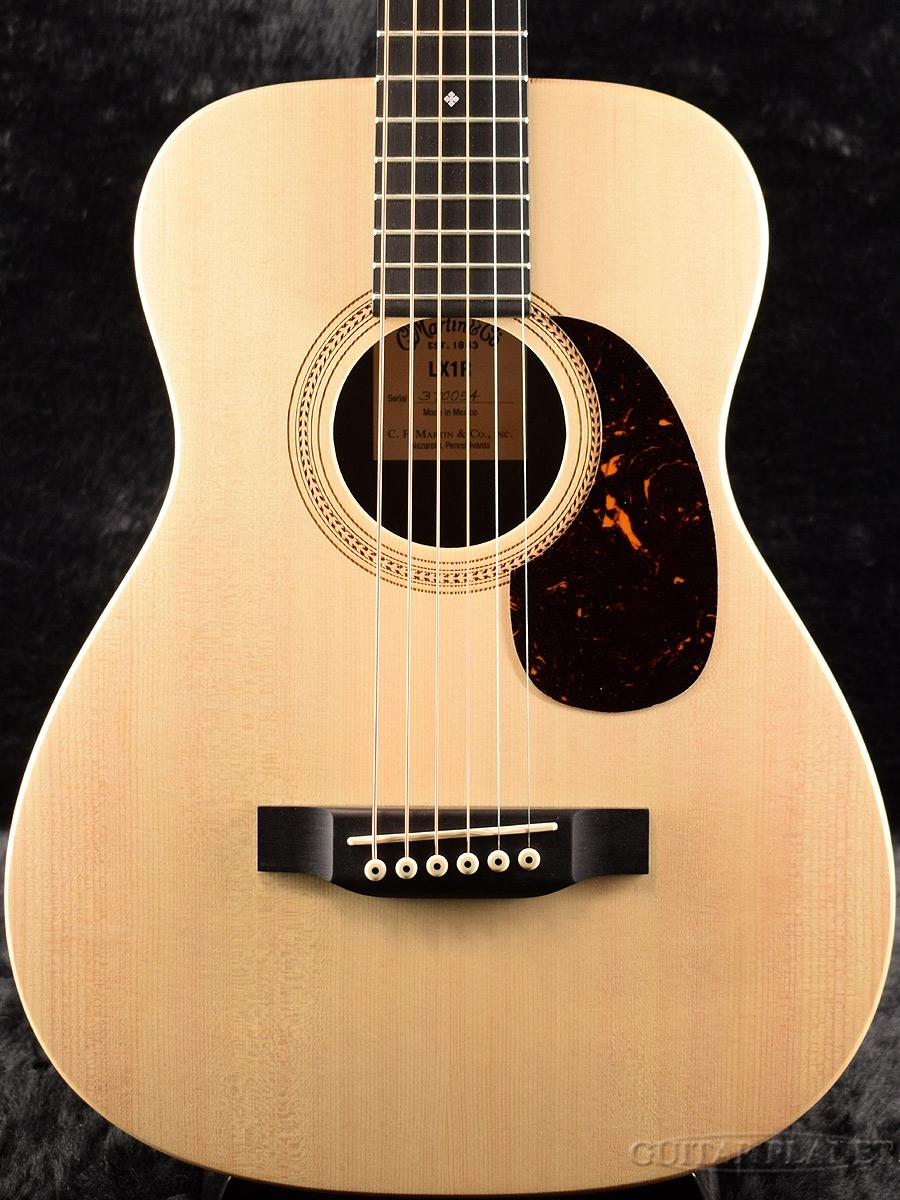 次回入荷分ご予約承ります Martin LX-1R ~Little Martin~ 新作販売 新品 マーチン リトルマーチン Natural ナチュラル エレアコ 激安 guitar アコースティックギター Acoustic Guitar アコギ フォークギター folk LX1R