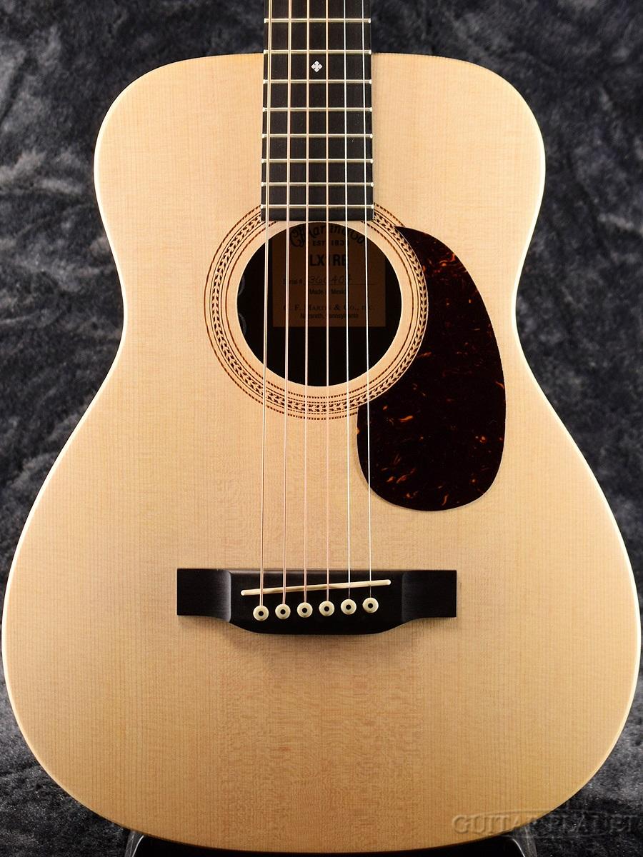 次回入荷分ご予約承ります Martin LX-1RE w Fishman Sonitone ~Little Martin~ 新品 マーチン リトルマーチン ナチュラル Guitar Acoustic アコギ guitar エレアコ folk オンライン限定商品 Natural アコースティックギター フォークギター LX1RE 保証