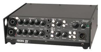 【入荷待ち】【800W】Acoustic Image FOCUS 2R SERIES III 新品[アコースティック・イメージ フォーカス 2R シリーズ3][ベースアンプ/ヘッド,Bass Amplifier Head]