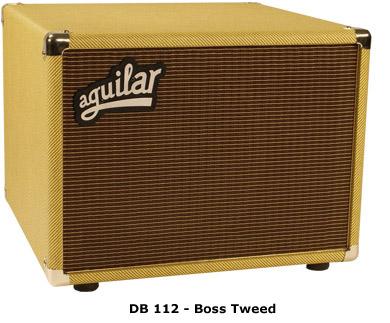 【300W】Aguilar DB 112 新品[アギュラー][ベースアンプキャビネット,Bass Amplifier Cabinet]